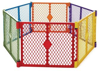 North States Industries Superyard Play Yard Review