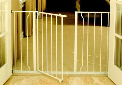 Regalo Easy Open 50 Inch Super Wide Walk Thru Gate Review
