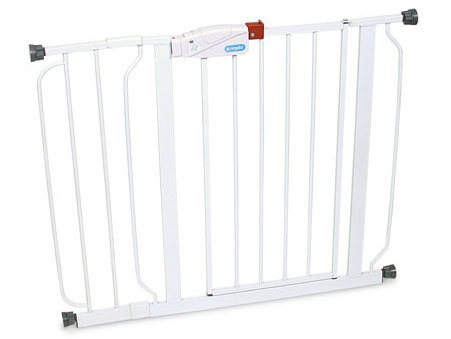 Regalo Easy Step Walk Thru Gate Review