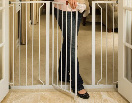 Regalo Extra Tall Widespan Gate Review