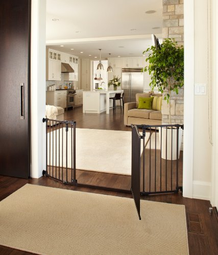 North States Supergate Deluxe Décor Metal Gate Review
