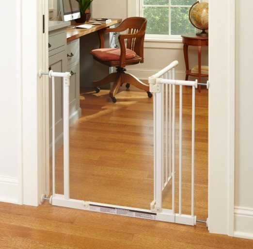 North States Supergate Easy Close Metal Gate2